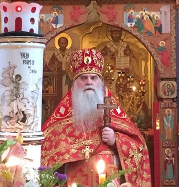 архим. Мефодий Пасха